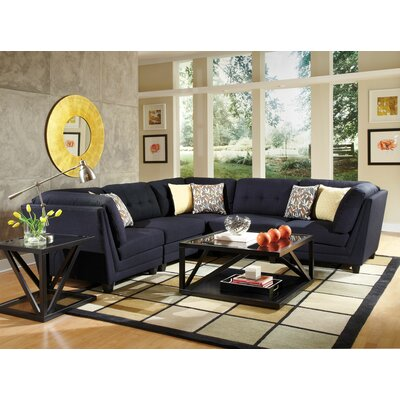 Kevin Upholstered Sectional by Wildon Home ®