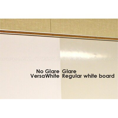 Elite Screens Insta-DEM Series, 85-inch 16:9, Magnetic Dry Erase WhiteBoard Projection Screen