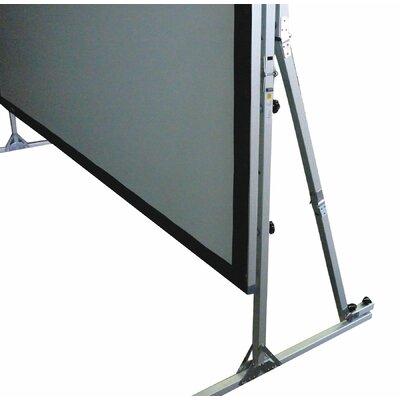 Elite Screens QuickStand White Portable Projection Screen