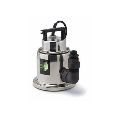 1/4 HP Submersible Utility Pump by Eco-Flow