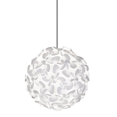 Lora 1 Light Globe Pendant Product Photo