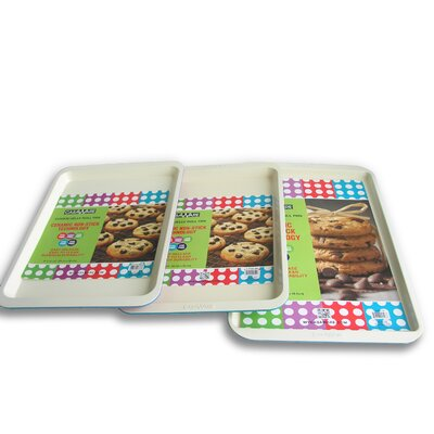 3 Piece Cookie Sheet Set by Casaware