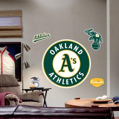 Fathead MLB Logo Wall Decal
