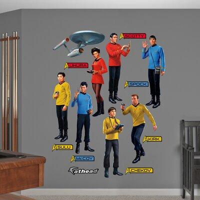 Fathead Star Trek The Original Series Wall Decal