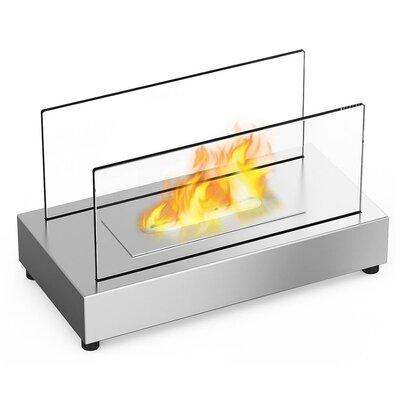 Vigo Table Top Ethanol Fireplace by Moda Flame