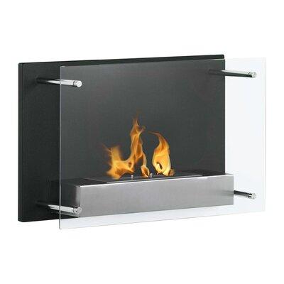 Epila Wall Mounted Ethanol Fuel Fireplace by Moda Flame
