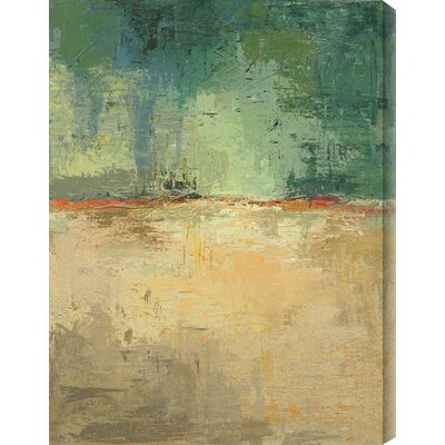 Arbor Vitae II by Caroline Ashton Painting Print Canvas by Gallery Direct