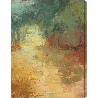 Arbor Vitae III by Caroline Ashton Painting Print Canvas by Gallery Direct