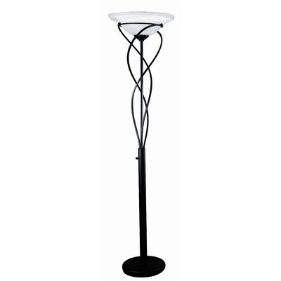 Lite Source Majesty Torchiere Floor Lamp