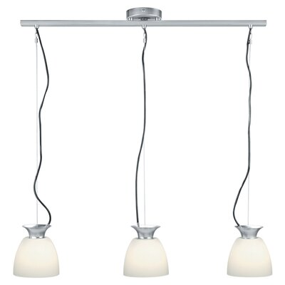 Lite Source Herman 3 Light Kitchen Island Pendant
