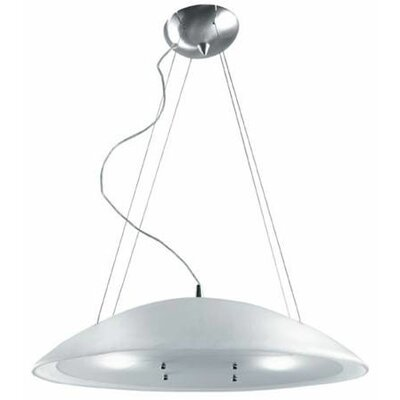 Lite Source 2 Light Bowl Pendant