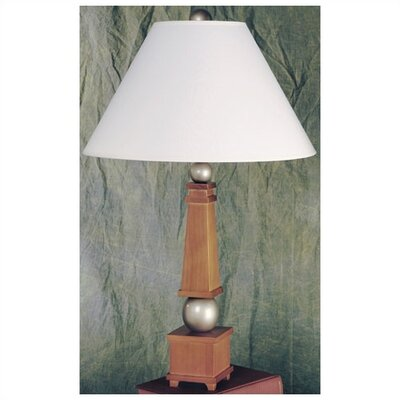 """Lite Source York 23.5"""" H Table Lamp with Empire Shade"""