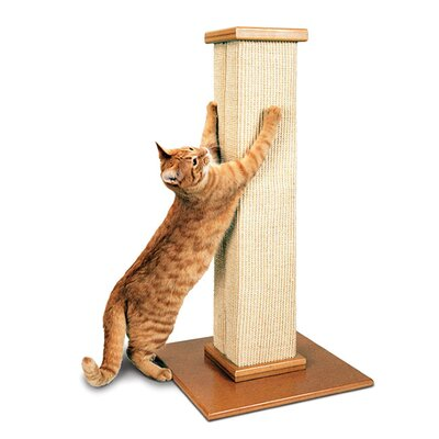 Ultimate Woven Sisal Durable Tall Vertical Scratching Post