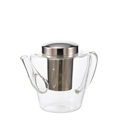 Grosche Sicily Glass Teapot by Grosche International