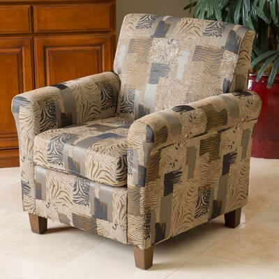 Brunswick Club Chair by Home Loft Concepts