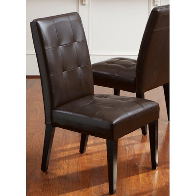 Tarrison KD Dining Chair by Home Loft Concepts