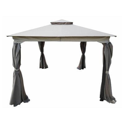 Home Loft Concepts Aguilar 10 Ft. W x 12 Ft. D Gazebo