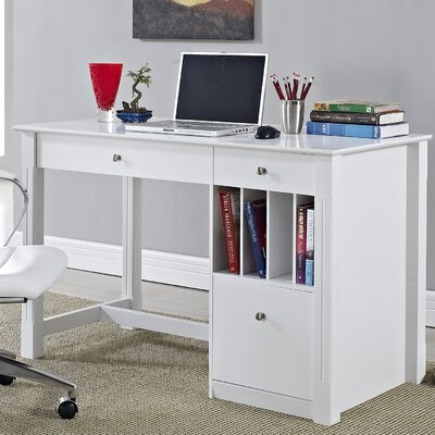Home Loft Concepts Deluxe Computer Desk with Keyboard Tray