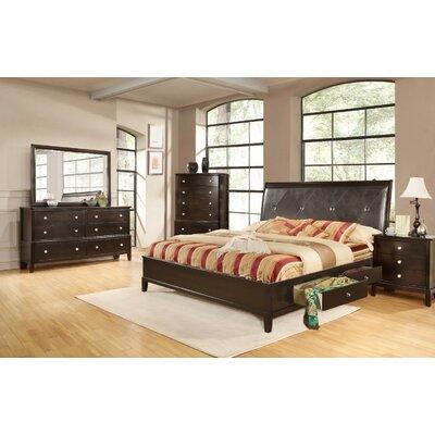 Storage Platform Customizable Bedroom Set by Hazelwood Home