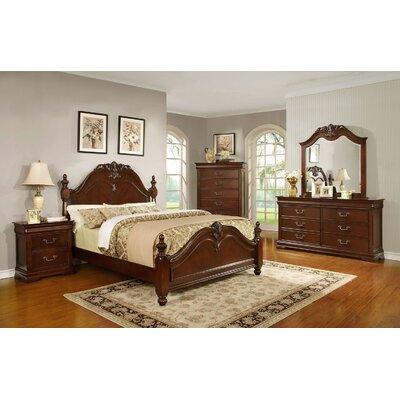 Panel Customizable Bedroom Set by Hazelwood Home