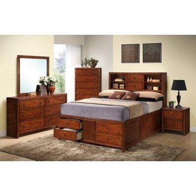 Platform Customizable Bedroom Set by Hazelwood Home