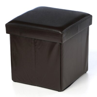 Cube Ottoman by Hazelwood Home