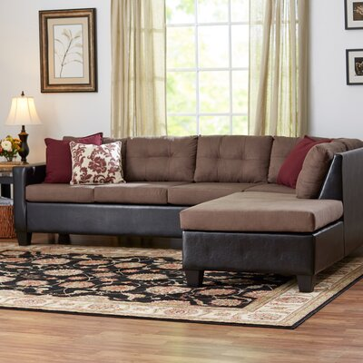 Right Hand Facing Sectional by Andover Mills