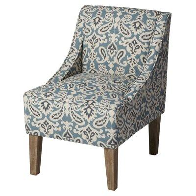 Zipcode Design Trellis Swoop Chair In Turquoise Amp Reviews