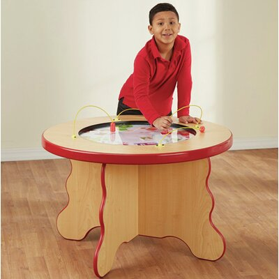 Kids Fruit and Veggie Magnetic Play Table by Playscapes