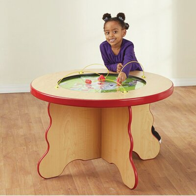 My Plate Kids Magnetic Play Table by Playscapes