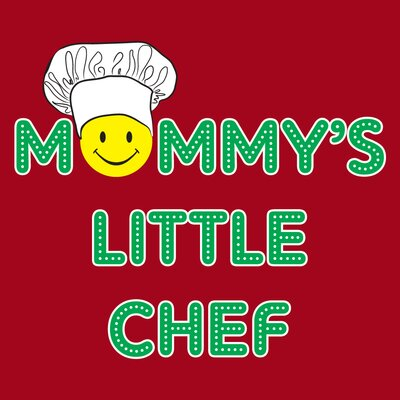 Attitude Aprons by L.A. Imprints Little Chef Apron in Red