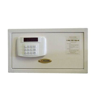 Electronic Lock Commercial Security Safe 1.22 CuFt by Wilson Safe