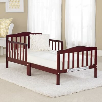 Baby Time International, Inc. Big Oshi Toddler Bed CRB 42