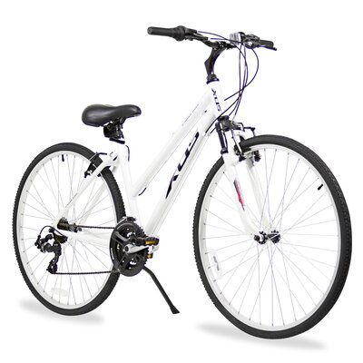 Women's 21-Speed Hybrid Bike by XDS Bikes Co.