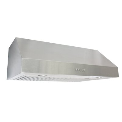 """30"""" 750 CFM Under Cabinet Range Hood in Stainless Steel Product Photo"""