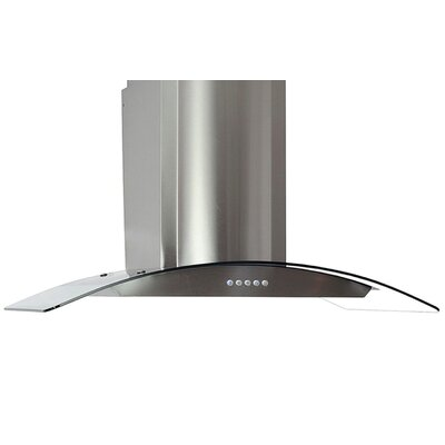 """30"""" 760 CFM Wall Mount Range Hood in Stainless Steel Product Photo"""