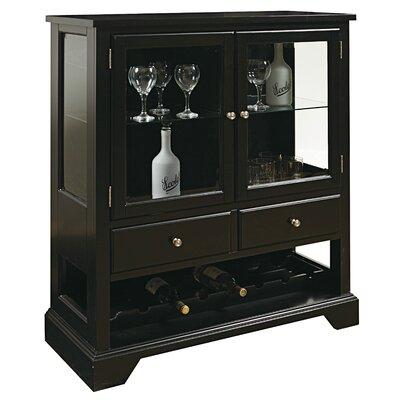 Wine 8 Bottle Cabinet by Pulaski
