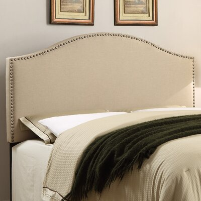 Nailhead Upholstered Headboard by Pulaski