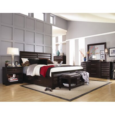 Tangerine 330 Panel Customizable Bedroom Set by Pulaski
