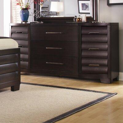 Pulaski Furniture Tangerine 330 9 Drawer Dresser