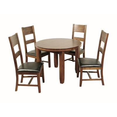 Elements Dining Table and 4 Chairs