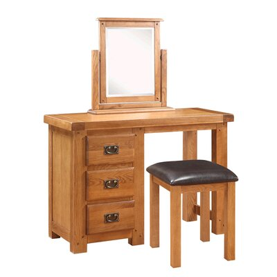 Elements Luzon Dressing Table Set