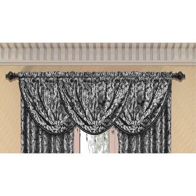 Dorothy Waterfall Window Curtain Valance Product Photo