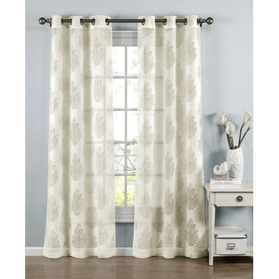 Paige Curtain Panel (Set of 2) Product Photo