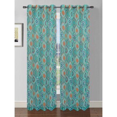 Wrap Around Curtain Rod Short Sheer Curtains