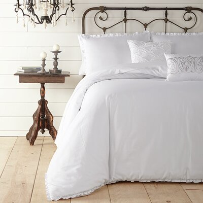 Twill Ruffle Bedding Collection by Jessica Simpson Home