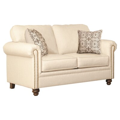 Three Posts THRE1875 Serta Upholstery Caroll Loveseat