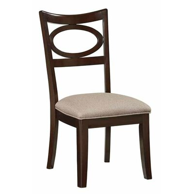 Barnstead Side Chair by Three Posts