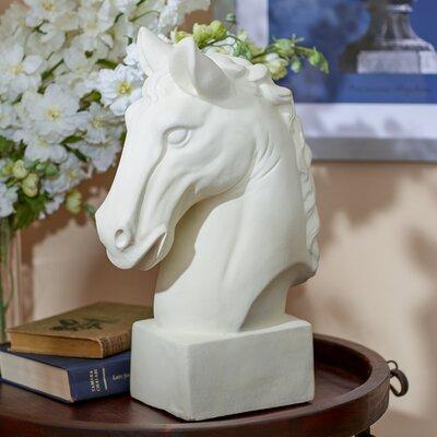 Bethany Horse Decor by Three Posts