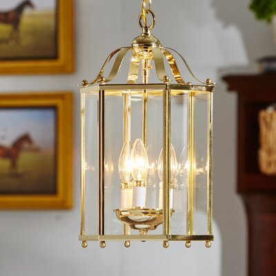 3-Light Foyer Pendant Product Photo